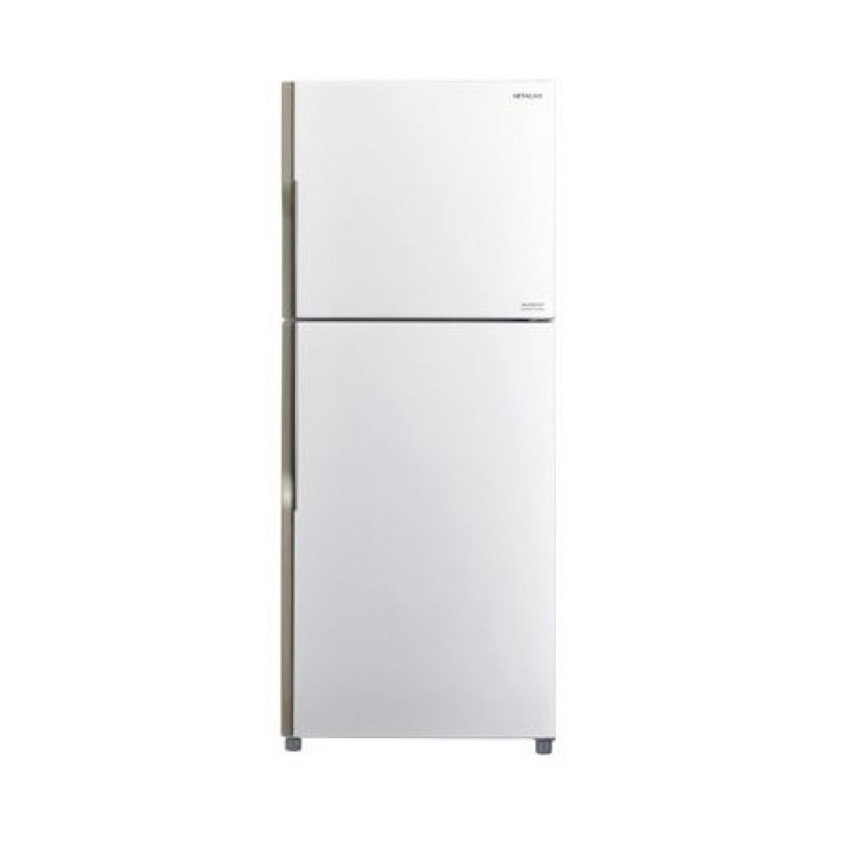 Hitachi Ψυγειο Δίπορτο  No Frost R-V400PRU3 PWH  Ψυγεία δίπορτα Ηλεκτρικες Συσκευες - homeelectrics.gr