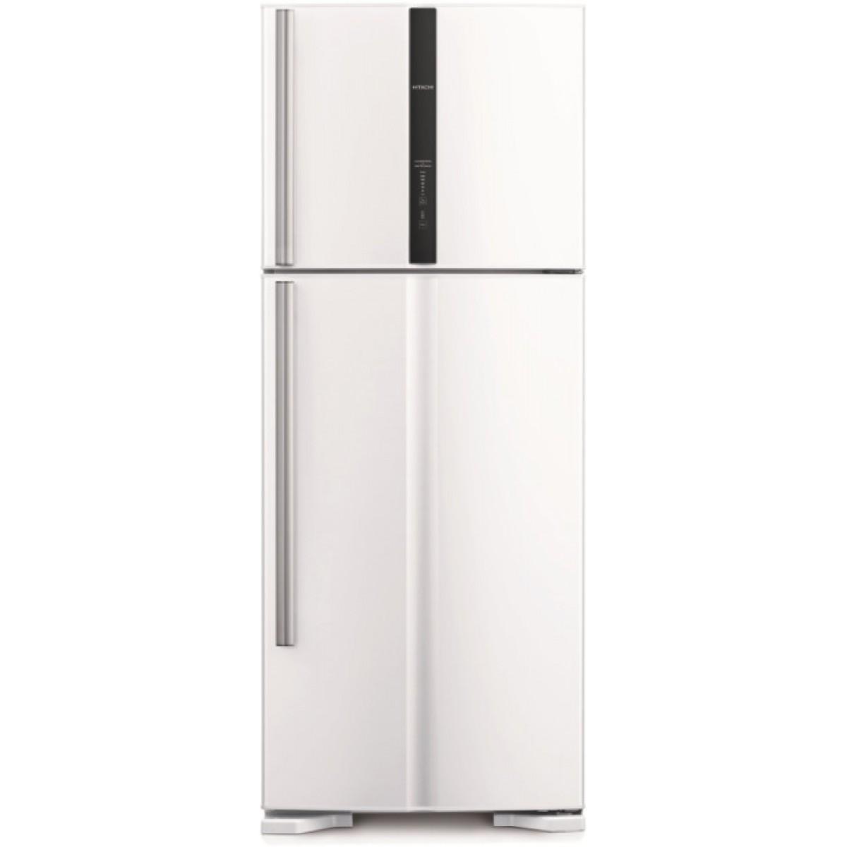 Hitachi R-V540PRU3 (PWH) Λευκές Συσκευές Ηλεκτρικες Συσκευες - homeelectrics.gr