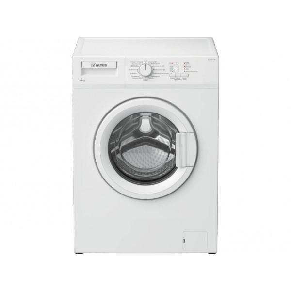 Πλυντήριο Ρούχων Altus ALX 6111 W,6kg, A+++