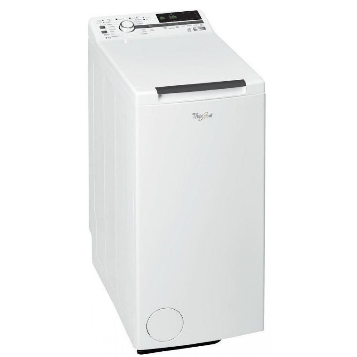 Πλυντηρια Ρουχων - Whirlpool Πλυντήριο ρούχων άνω φόρτωσης TDLR70230 Zen  Πλυντήρια ρούχων Ηλεκτρικες Συσκευες - homeelectrics.gr
