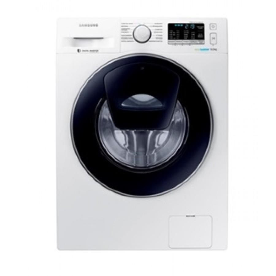 Πλυντηρια Ρουχων - Samsung Πλυντήριο Ρούχων WW80K5410UW/LV (8Kg 1400Rmp Α+++-40%) Πλυντήρια ρούχων Ηλεκτρικες Συσκευες - homeelectrics.gr