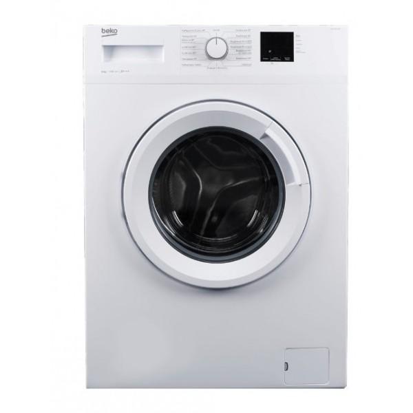 Beko Πλυντήριο Ρούχων WTV 8511 BO A+++