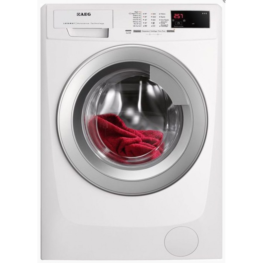 Πλυντηρια Ρουχων - AEG Πλυντήριο Ρούχων L68281VFL (8Kg 1200Rpm A+++) Πλυντήρια ρούχων Ηλεκτρικες Συσκευες - homeelectrics.gr