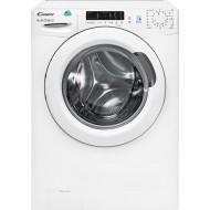 Candy Πλυντήριο Ρούχων Ατμού GVS44138TWC3/2-S
