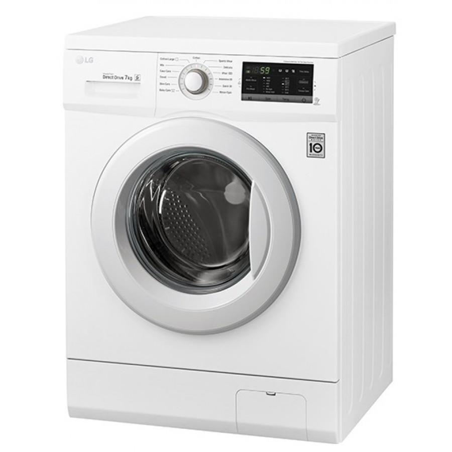 Πλυντηρια Ρουχων - LG Πλυντήριο Ρούχων FH4G7QDN0 (7Kg 1400Rmp A+++-30%) Πλυντήρια ρούχων Ηλεκτρικες Συσκευες - homeelectrics.gr