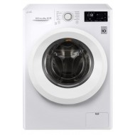 Πλυντήριο Ρούχων LG F4J5QN3W 7Kg 1400Rpm A+++-30%