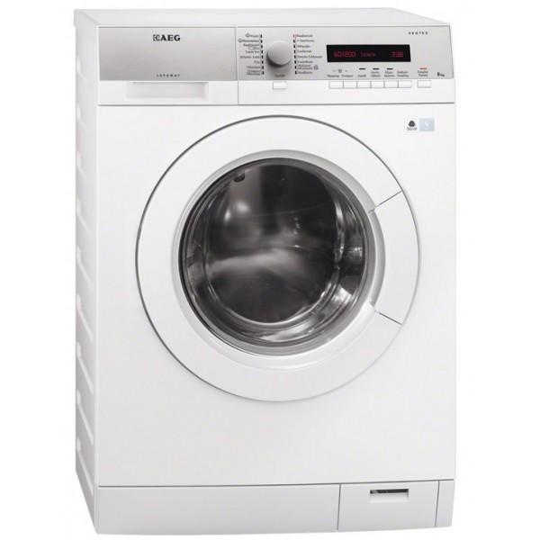Πλυντήριο ρούχων AEG L76287FL 8kg 1200rpm inverter με ατμό A+++