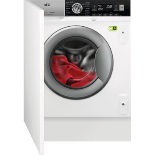 AEG L8FBE48SI Εντοιχιζόμενο Πλυντήριο Ρούχων