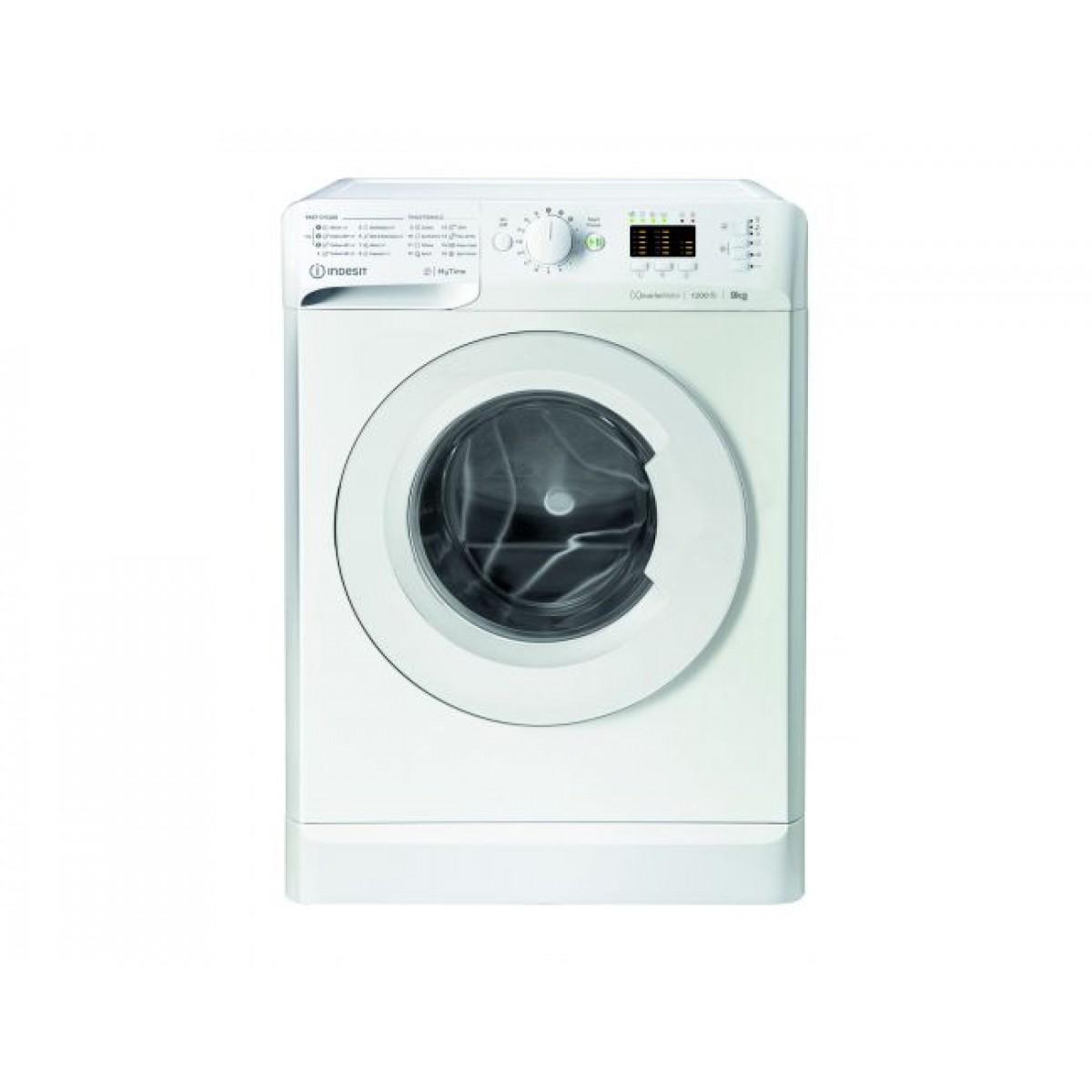 Indesit MTWA 91283 W EE Πλυντήριο Ρούχων Πλυντήρια ρούχων Ηλεκτρικες Συσκευες - homeelectrics.gr