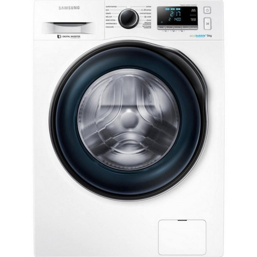 Πλυντηρια Ρουχων - Samsung Πλυντήριο ρούχων WW80J6410CW (8kg)  Πλυντήρια Ηλεκτρικες Συσκευες - homeelectrics.gr