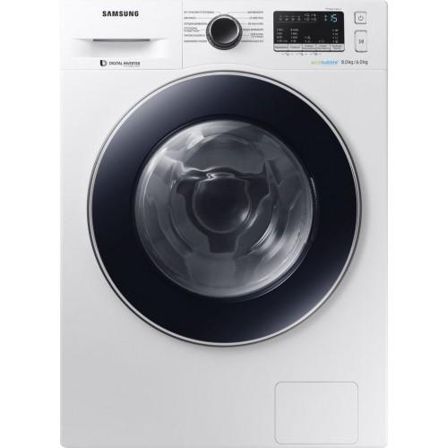 Samsung Πλυντήριο-Στεγνωτήριο WD80M4A43JW/LV