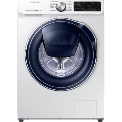 Samsung Πλυντήριο Ρούχων WW80M644OPW/LV (8Kg 1400Rpm A+++-40%)