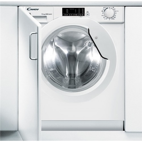 Candy Εντοιχισμένο Πλυντήριο-Στεγνωτήριο CBWD8514D-S (8Kg-5Kg 1400Rpm)