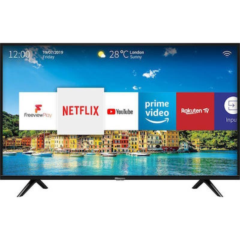 "Hisense H32B5600 32"" Τηλεόραση Smart LED HD Ready"