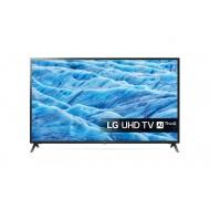 """TV LG 70"""",70UM7100,LED,UltraHD,Smart TV,WiFi,HDR,DVB-S2,1600PMI"""