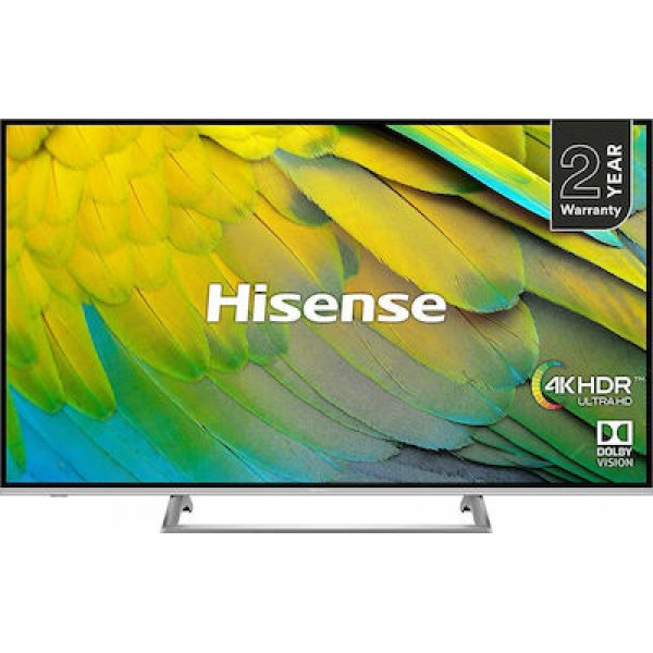 "Hisense H43B7500 43"" Smart TV 4K DLED Ultra HD"