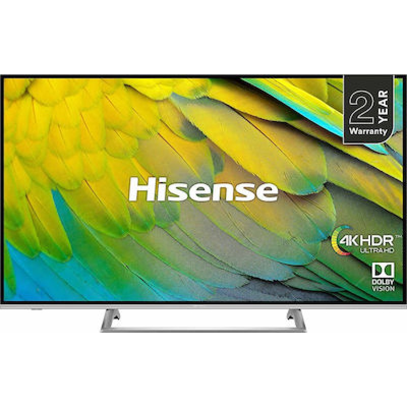 "Hisense H43B7500 43"" Smart TV 4K DLED Ultra HD"