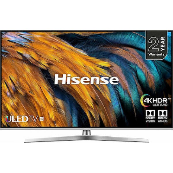 Hisense H50U7B 4K Ultra HD ULED Smart TV