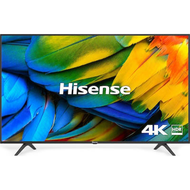 Hisense H55Β7100 UHD 4K Smart TV