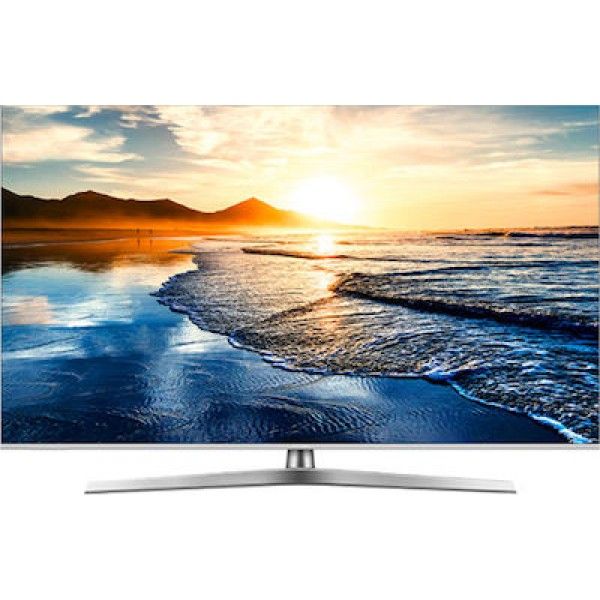 Hisense H55U7B Τηλεόραση 4K Smart ULED Ultra HD