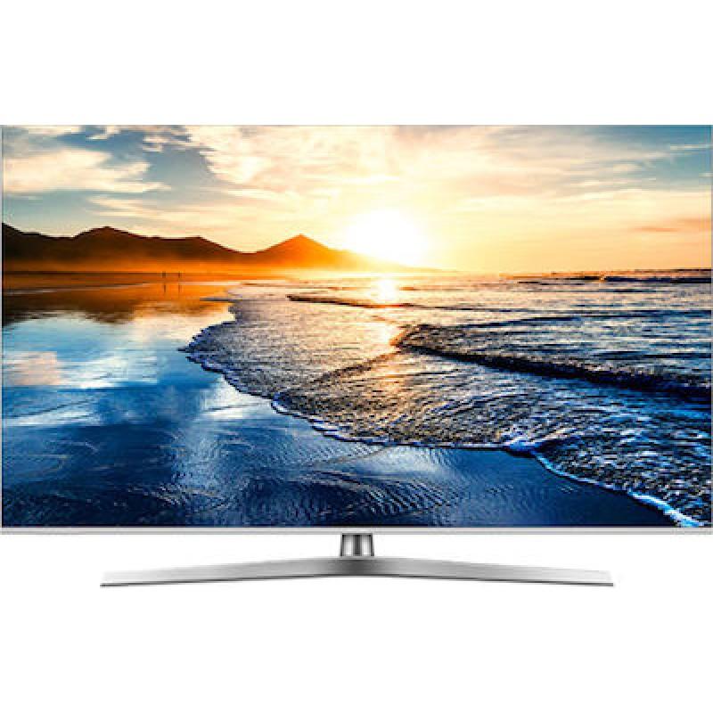 Hisense H55U7B Τηλεόραση 4K Smart ULED Ultra HD