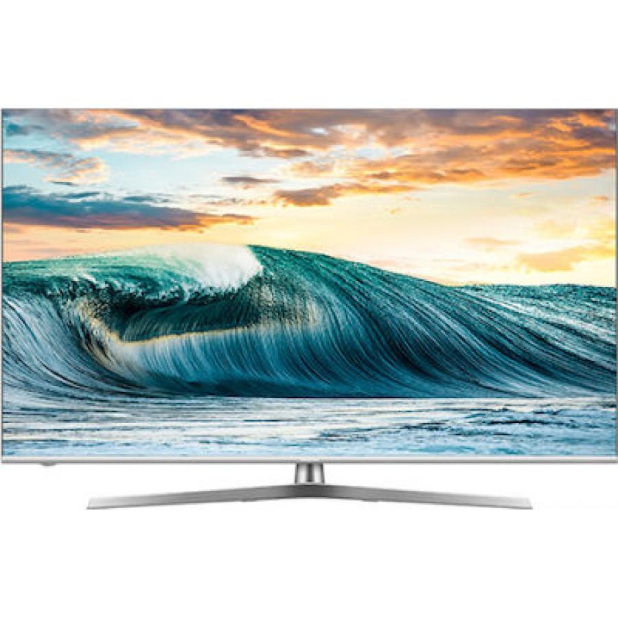 Hisense H55U8B 4K Ultra HD ULED Smart TV Τηλεοράσεις Ηλεκτρικες Συσκευες - homeelectrics.gr
