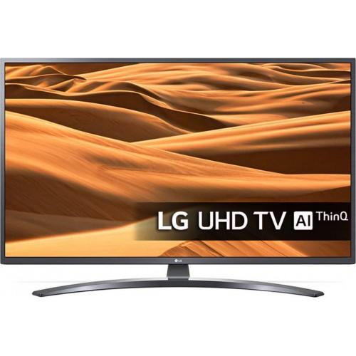 "TV LG 55"",55UM7400,LED,UltraHD,Smart TV,WiFi,HDR,DVB-S2,1600PMI(5ετήs εγγύηση αντιπροσωπείαs)"